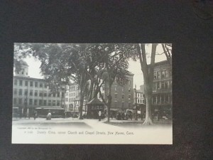 Church and Chapel New Haven 1905
